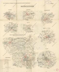 Übersicht des österrechisch-russischen Kriegsschauplatzes