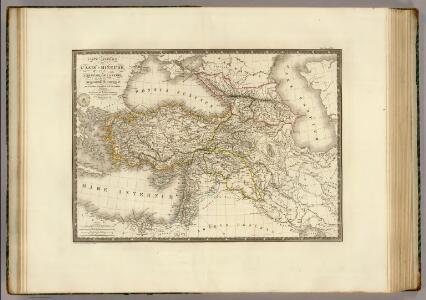 Asie-Mineure, Armenie, Syrie, Mesopotamie, Caucase.