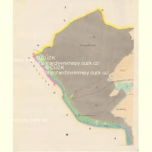Augezd - c8228-1-001 - Kaiserpflichtexemplar der Landkarten des stabilen Katasters