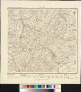 Meßtischblatt 7 : Dannenfels, 1921