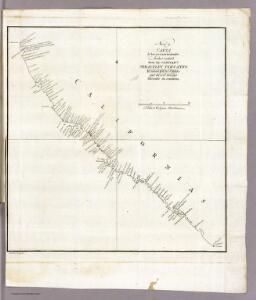 Carta de los reconocimientos hechos en 1602.
