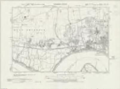 Essex nXCV.NW - OS Six-Inch Map