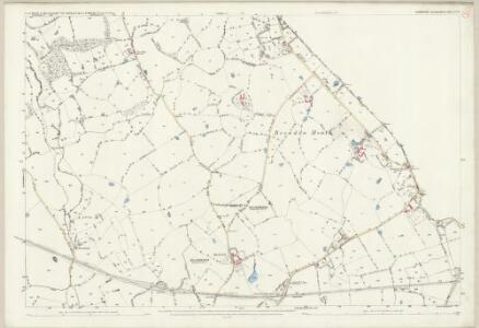 Shropshire VI.16 (includes: Bettisfield; Ellesmere Rural; Welshampton) - 25 Inch Map