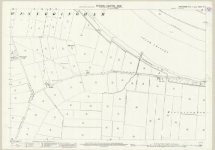 Lincolnshire VI.10 (includes: Winteringham) - 25 Inch Map
