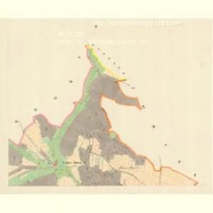 Chirles (Krchlowy) - m1362-1-002 - Kaiserpflichtexemplar der Landkarten des stabilen Katasters