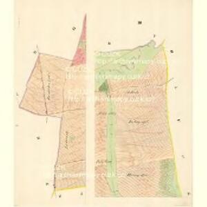 Ostralhota (Kamenalhota) - m2194-1-001 - Kaiserpflichtexemplar der Landkarten des stabilen Katasters