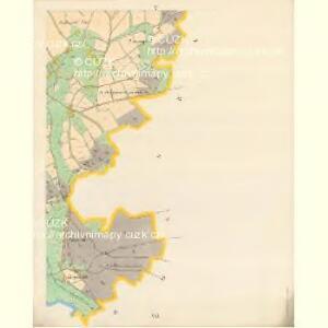 Gottmannsgrün - c7985-2-004 - Kaiserpflichtexemplar der Landkarten des stabilen Katasters
