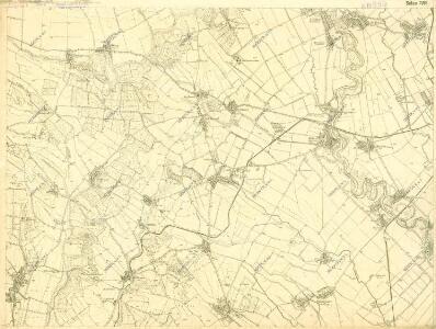 III. vojenské mapování 4761/1