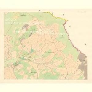 Nedaschowa Lhotta - m1941-1-004 - Kaiserpflichtexemplar der Landkarten des stabilen Katasters