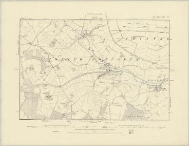Dorset XXVI.NE - OS Six-Inch Map