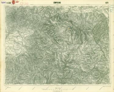 III. vojenské mapování 4871