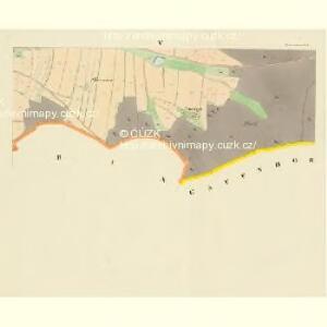 Pranischen - c0462-1-005 - Kaiserpflichtexemplar der Landkarten des stabilen Katasters