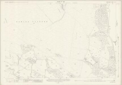 Derbyshire VII.5 (includes: Hope Woodlands) - 25 Inch Map
