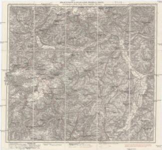 Süd. Oetzthaler- und Ortler Alpen, Presanella Gruppe