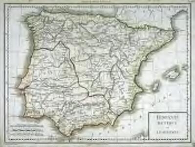 Hispanie Betique et Lusitanie