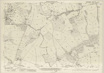 Worcestershire XIX.9 (includes: Bockleton; Laysters; Tenbury) - 25 Inch Map
