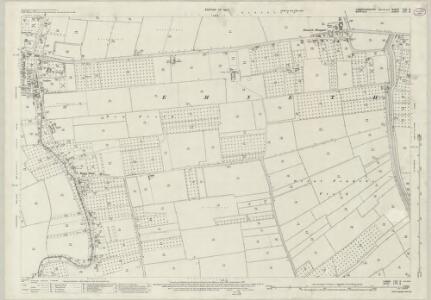 Cambridgeshire VIII.9 (includes: Elm; Emneth; Marshland St James) - 25 Inch Map