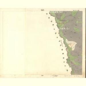 Unter Sinnetschlag - c1367-1-016 - Kaiserpflichtexemplar der Landkarten des stabilen Katasters