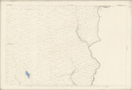 Cumberland LII.7 (includes: Alston with Garrigill) - 25 Inch Map