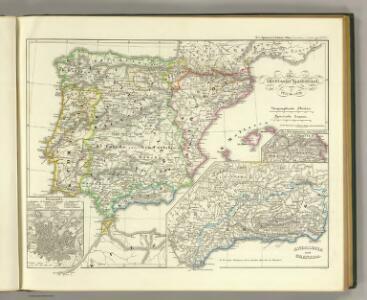 Die iberische Halbinsel 1257 bis 1479.