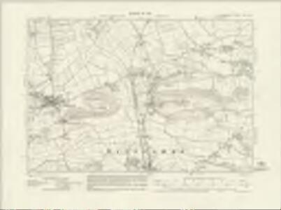 Somerset XVII.NE - OS Six-Inch Map