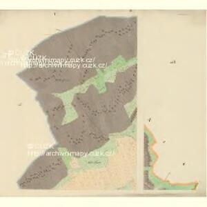 Lotschenitz - c4191-1-001 - Kaiserpflichtexemplar der Landkarten des stabilen Katasters