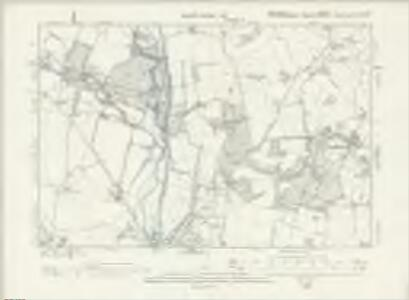 Middlesex IX.SE - OS Six-Inch Map