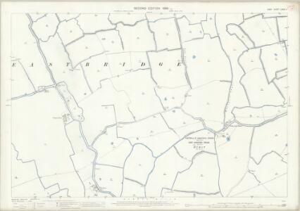 Kent LXXXI.4 (includes: Burmarsh) - 25 Inch Map
