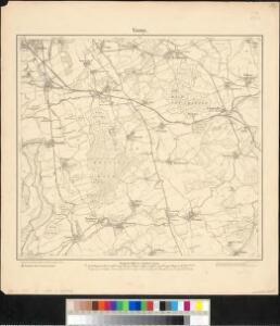 Meßtischblatt 6903 : Verny, 1882