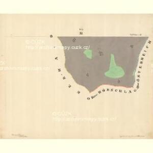 Kodetschlag - c2836-1-014 - Kaiserpflichtexemplar der Landkarten des stabilen Katasters