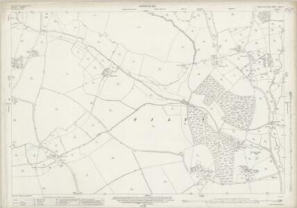 Essex (New Series 1913-) n XXIV.10 (includes: Broxted; Tilty) - 25 Inch Map