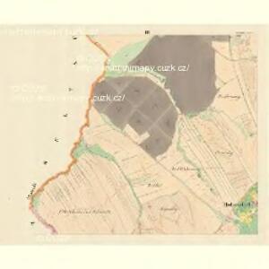 Pohlitz - m2351-1-002 - Kaiserpflichtexemplar der Landkarten des stabilen Katasters