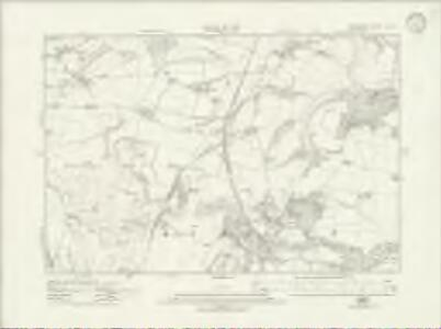 Hampshire & Isle of Wight LX.NE - OS Six-Inch Map