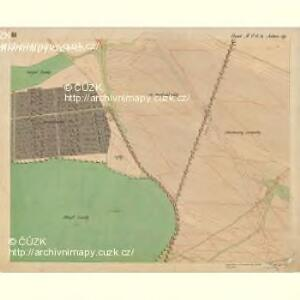 Lunderburg - m0243-1-003 - Kaiserpflichtexemplar der Landkarten des stabilen Katasters