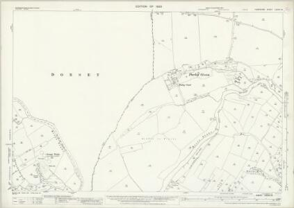 Hampshire and Isle of Wight LXXVIII.13 (includes: Bournemouth; Hampreston; West Parley) - 25 Inch Map