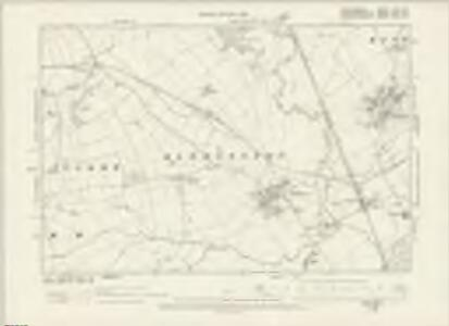 Oxfordshire XIX.NE - OS Six-Inch Map