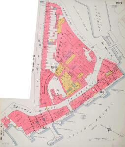 Insurance Plan of London Vol. V: sheet 100-2