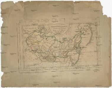 General'naja karta azijatskoj časti Rossijskoj imperii