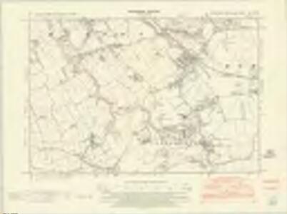 Yorkshire XVI.SE - OS Six-Inch Map