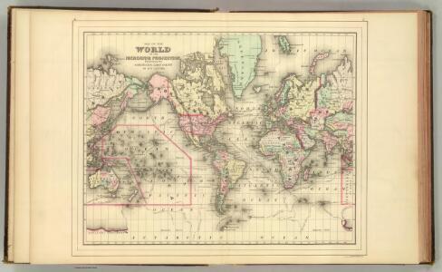 World Mercator proj.