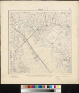 Meßtischblatt 1365 : Barssel, 1900