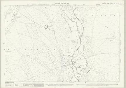 Dorset XXVI.8 (includes: Harbridge and Ibsley; St Leonards and St Ives; Verwood) - 25 Inch Map