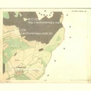 Wadetschlag - c7596-1-009 - Kaiserpflichtexemplar der Landkarten des stabilen Katasters