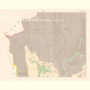 Neuhradek (Nowy Hradek) - c5312-1-002 - Kaiserpflichtexemplar der Landkarten des stabilen Katasters