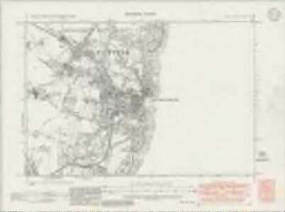 Kent XXVI.SW - OS Six-Inch Map