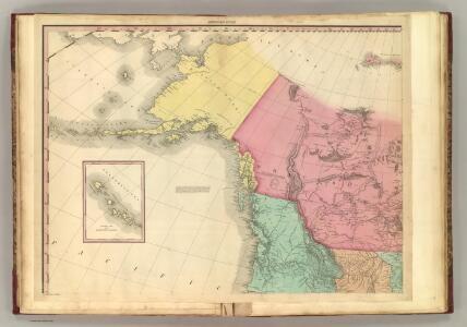 North America, N.W. Sheet..