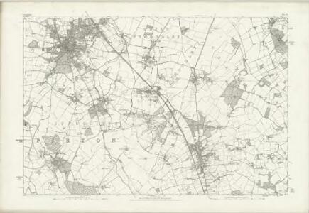 Hertfordshire XI - OS Six-Inch Map