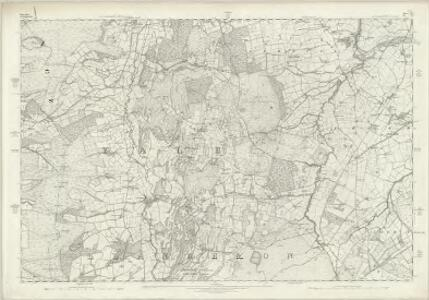 Flintshire XVI - OS Six-Inch Map