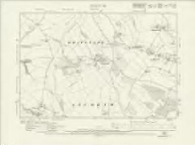 Buckinghamshire XXX.NE - OS Six-Inch Map