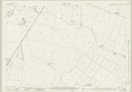 Cambridgeshire XXI.1 (includes: Chatteris; Doddington; Wimblington) - 25 Inch Map